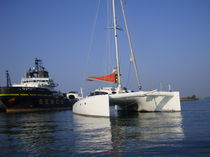 ocean cruising catamaran (sailboat) BARRAMUNDI 470 BARRAMUNDI BOATYARD
