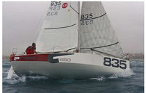 ocean racing sailboat (class mini 6.50) ARGO 6.50 Argo 6,50