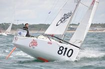 ocean racing sailboat (class mini 6.50) NACIRA 6.50 FR Nautisme