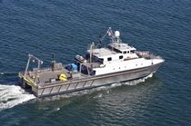 oceanographic research vessel (shipyard) 134′ SEA SCOUT  All American Marine