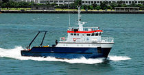 oceanographic research vessel (shipyard) 25M  Lung Teh Shipbuilding Co.