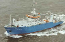 oceanographic research vessel (shipyard) NB1019 - 384 DWT Shipyard DeHoop