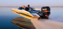 offshore power-boat : outboard runabout XS-2003 GrandSport Allison Boats