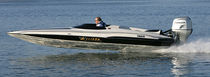 offshore power-boat : outboard runabout SS-2000 SUPERSPORT Allison Boats