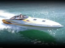offshore power-boat : express-cruiser 35 FLAME Nordic Boats