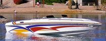 offshore power-boat : in-board bow-rider runabout  21 SR BR Advantage Boats