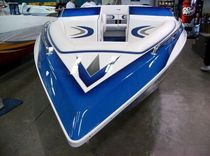 offshore power-boat : in-board bow-rider runabout (with cabin) 230 EAGLE XP Eliminator
