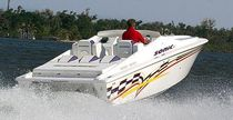 offshore power-boat : in-board runabout 26 SUPERSONIC Sonic