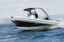 offshore power-boat : rigid inflatable boat (outboard) UFO U.69 Carbon UFO