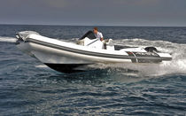 offshore power-boat : rigid inflatable boat (outboard) 75 Cantieri Nautici Abate