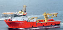 offshore support vessel : construction vessel (shipyard) NORMAND MERMAID - 261 ULSTEIN