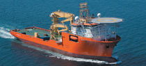 offshore support vessel : construction vessel (shipyard) NORMAND SEVEN - 277 ULSTEIN