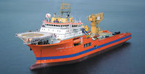 offshore support vessel : construction vessel (shipyard) NORMAND INSTALLER - 271 ULSTEIN