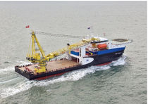 offshore support vessel : diving support vessel (shipyard) NB424 - 5.500 DWT Shipyard DeHoop