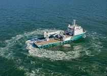 offshore support vessel : diving support vessel (shipyard) NB422 - 50 T Shipyard DeHoop