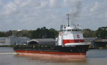 offshore support vessel : diving support vessel (shipyard) NB133 - 1.800 DWT Shipyard DeHoop