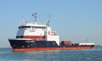 offshore support vessel : diving support vessel (shipyard) NB398 - 1.550 DWT Shipyard DeHoop