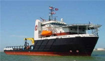 offshore support vessel : diving support vessel (shipyard) NB391 - 3.500  DWT Shipyard DeHoop