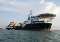 offshore support vessel : diving support vessel (shipyard) NB385 - 2.300 DWT Shipyard DeHoop