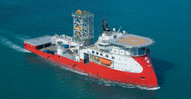 offshore support vessel : IMR - platform inspection, maintenance, repair vessel (shipyard) SARAH - 283 ULSTEIN