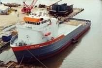 offshore support vessel : platform supply vessel - PSV (shipyard) NB113 - 500 DWT Shipyard DeHoop