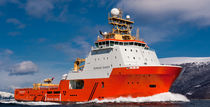 offshore support vessel : AHT - anchor handling tug vessel (shipyard) NORMAND RANGER - 290  ULSTEIN