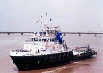 offshore support vessel : AHT - anchor handling tug vessel (shipyard) MV ABG Shipyard