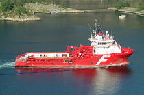 offshore support vessel : AHT - anchor handling tug vessel (shipyard) 112 - Far Stream Simek AS