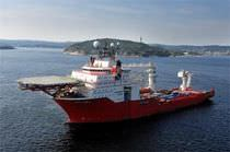 offshore support vessel : construction vessel (shipyard) SUB C - 16562 DWT BOA Offshore As