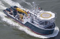 offshore support vessel : construction vessel (shipyard) P-20715 Shipyard DeHoop