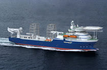 offshore support vessel : construction vessel (shipyard)  Fjellstrand AS