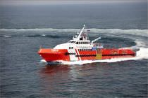offshore support vessel : construction vessel (shipyard)  Marsun Company