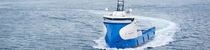 offshore support vessel : platform supply vessel - PSV (shipyard) BLUE FIGHTER - 291 ULSTEIN