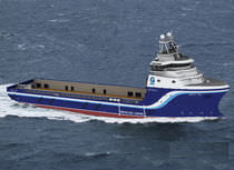 offshore support vessel : platform supply vessel - PSV (shipyard) 130 - North TBN Simek AS