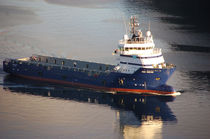 offshore support vessel : platform supply vessel - PSV (shipyard) 117 - Rem Server Simek AS