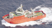 offshore support vessel : stand-by vessel (shipyard) GRAMPIAN CITADEL Balenciaga Shipyard