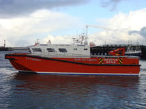 offshore windfarm service boat : crew and logistics transport boat ALN 095 - WAVE COMMANDER Alnmaritec