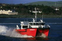 offshore windfarm service boat : crew and logistics transport boat  Arklow