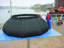oil temporary storage tank (self supporting)  Darcy Spillcare Manufacture