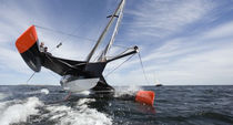 one-design racing trimaran (carbon) SEACART 30 Marstrom