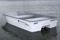 open boat : dinghy I2 Campion