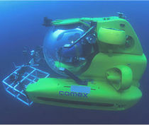 operating submarine (maximum depth < 600 m) REMORA 2000 - 610 M COMEX