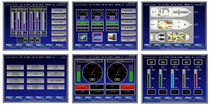 operator terminal with boat touchscreen SAILING MANAGER A.ST.I.M. S.r.l.