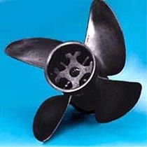 outboard and sterndrive propeller for boats (4 blades)   Piranha Propellers