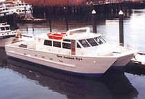 passenger ferry : fast catamaran (shipyard) 64' NEW GOLDEN EYE All American Marine