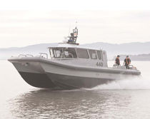 patrol-boat : power catamaran (aluminium) M1-44 Moose Boats, Inc.