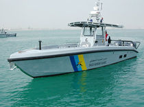 patrol-boat : center console boat 360 INTERCEPTOR CRAFT Al Dhaen Craft