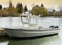 patrol-boat : center console boat (aluminium) 21 RELIANCE Northwind