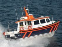 patrol-boat : express-cruiser  Lyme Boats Limited