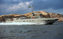 patrol-boat (fast, aluminium) GHANNATHA Swede Ship Marine AB